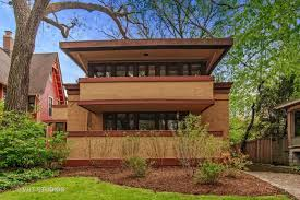 frank lloyd wright u0027s laura gale house returns asking 1 075m