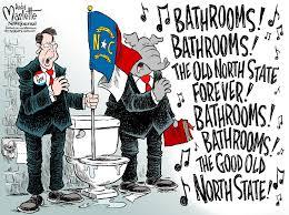 bathroom laws it is what it is