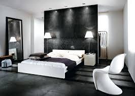 chambre moderne noir et blanc chambre moderne noir et blanc photo chambre du00e9co photo decofr