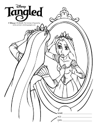 disney tangled coloring pages printable disney rapunzel coloring