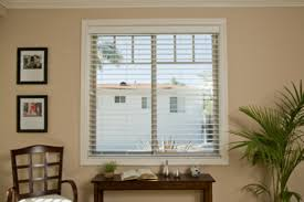 fauxwood and real wood blinds