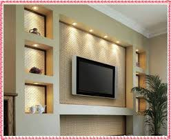 Tv Unit Design For Hall by Tv Wall Unit Design Ideas Video And Photos Madlonsbigbear Com