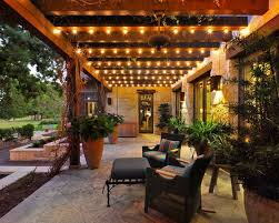 Backyard Patio Design by Best 25 Patio String Lights Ideas On Pinterest Patio Lighting