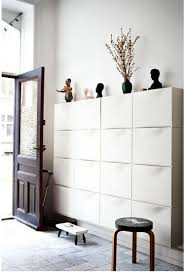 shoe storage ideas most simple u0026 ergonomic hallway solutions