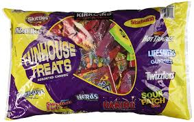 amazon com assorted candy mix funhouse treats 92oz chocolate