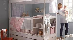 décoration de chambre pour bébé un univers de douceur pour cocooner bébé