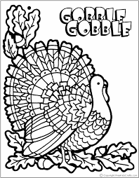 coloring pages appealing thanksgiving coloring pages page turkey