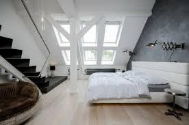 chambre sous comble aménagement des combles pour une chambre sous toit design