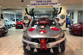 reindeer car a reindeer car kit comes complete with clip on antlers and a