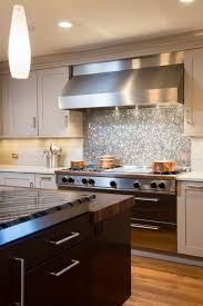 Best  Stainless Steel Backsplash Tiles Ideas Only On Pinterest - Stainless steel tile backsplash