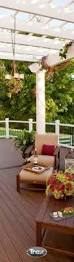 Trex Pergola Kit by Railings Add Both Style And Safety To Deck Designs Trex Offers