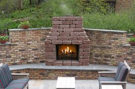Patio Fireplace Kit by Patio Series Fireplaces Stone Age Manufacturing