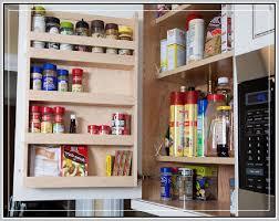 Spice Rack Door Mounted Pantry Pantry Door Spice Rack Home Design Ideas