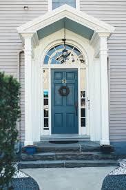 9 best paint colors for front doors