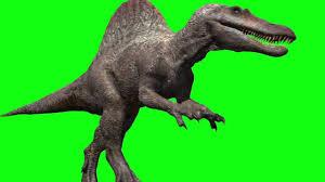 making spinosaurus dinosaur from jurassic park 3 with play doh