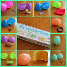 easter resurrection eggs easter crafts for sunday school resurrection eggs