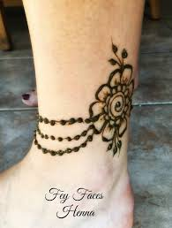 ankle henna design henna henna designs hennas and
