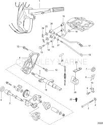 conversion kit tiller handle manual 889246a71 mercury oem