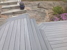 light gray terrace decking in norway 2015 composite decking