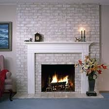 How To Update Brick Fireplace by An Easy Update To The 80 U0027s Full Brick Wall Fireplaces You Can