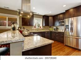 brown kitchen cabinets images brown kitchen cabinets images stock photos vectors