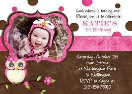 Birthday Invitation Cards For Kids First Birthday Card Invitation Design Ideas 12 Photos Of The Birthday Invitation