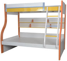 Bunk Bed With Cot Buy Bunk Beds For Kids Online At Kids Kouch India