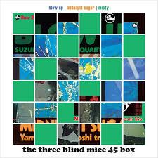 Three Blind Mice Piano Notes Three Blind Mice U2013 Limited Edition 45rpm 6lp Box Set U2013 The Analog
