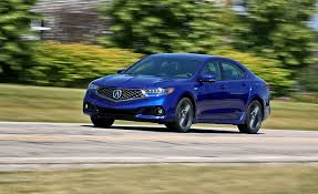 2018 acura tlx reviews and 2018 acura tlx pictures photo gallery car and driver