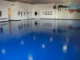 new ideas garage floor epoxy brown epoxy flooring with brown epoxy