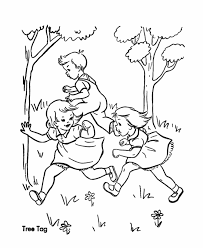 coloring pages kids osgbrize kids winter indoor