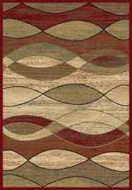 Modern Abstract Rugs 5x8 Area Rug Rugs New Modern Abstract Wavy Waves Black Beige