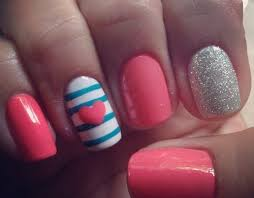 cute french nail designs how you can do it at home pictures