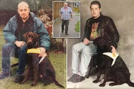 Dogs Helping Blind People Guide Dogs News Views Gossip Pictures Video Mirror Online