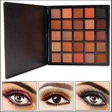what are warm neutral colors miskos 25 colors matte shimmer eyeshadow palette makeup highly