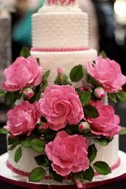 free photo decoration flowers wedding cake cake ornament max pixel