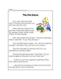 43 best reading comprehension worksheets images on pinterest