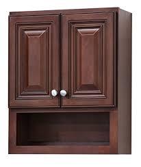 Amazon Com Cherry Bathroom Wall Cabinet Kitchen Dining