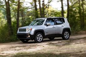 jeep renegade tent subcompact crossover comparison hr v renegade juke soul and cx 3