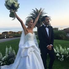 Wedding Dress Man Hayley Murthy U0027s Wedding Dress Popsugar Fashion