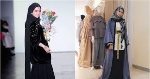 Vivi Zubedi New vivi zubedi desainer berhijab tembus new york fashion week 2018