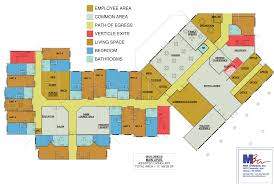 Assisted Living Facility Floor Plans by Springbrook Village Of La Crescent Springbrook Assisted Living
