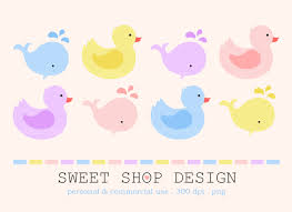 baby shower clip art duck u0026 whale animal clip art royalty free