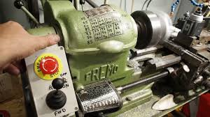 premo lathe vfd youtube