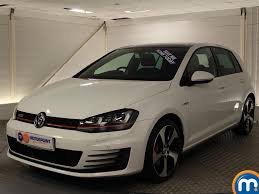 white volkswagen gti 2016 used volkswagen golf gti for sale motors co uk