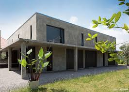 concrete houses for and humid weather