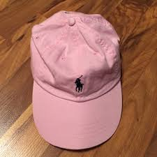 light pink polo baseball cap polo by ralph lauren accessories nwt polo ralph lauren hat light