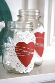 Homemade Valentine Decorations Ideas by Best 25 Valentine Decorations Ideas On Pinterest Diy Valentine