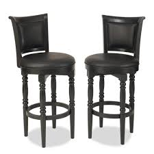 Black Comfy Chair Design Ideas Furniture Black Wood Bar Stools With Backs For Inspiring High