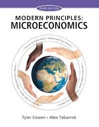 modern principles microeconomics 9781429278416 macmillan learning